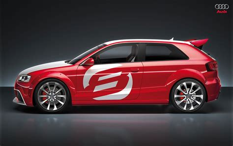 Cars Audi Concept Art A3 Tdi Clubsport Quattro Wallpaper