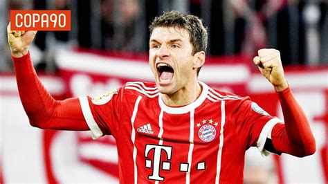 How Thomas Müller Became A Bayern Legend