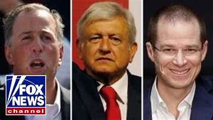 Mexican presidential candidates vow tough stance on wall ...