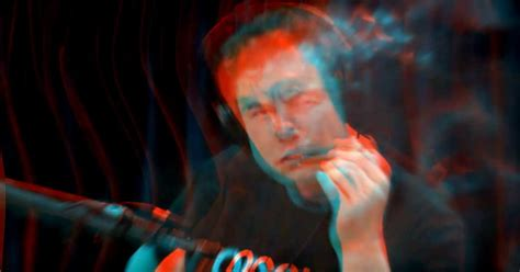 elon musk apologized  spacex employees  smoking weed