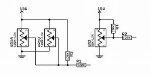 Dual Potentiometer Wired In Parallel