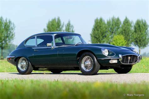 Jaguar E-type V12 2+2 Fhc, 1970