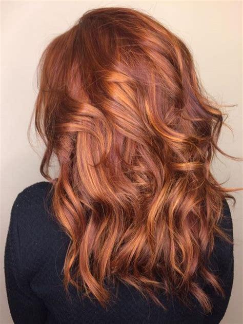 Hairstyles For Redheads Tendances Coiffure Printemps été 2018