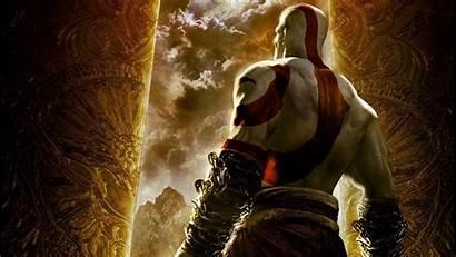 God War Wallpapers Kratos