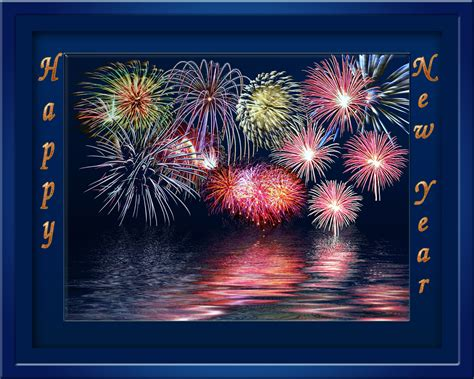 Free Happy New Years Wallpaper