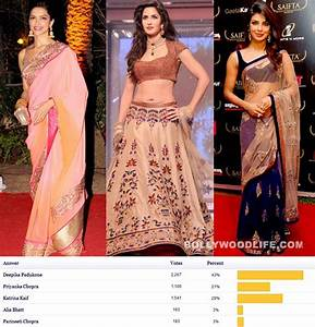 Deepika Padukone beats Katrina Kaif to become the perfect ...