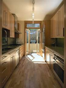 Narrow Kitchen Ideas And Function In A Galley Kitchen Decor Advisor