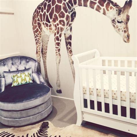 chambre bébé la girafe quelle décoration pour une chambre de bébé quot ma