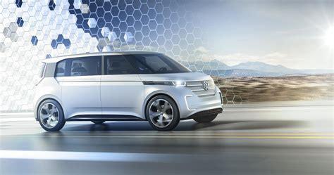 2018 Volkswagen Budd E Concept Conceptcarzcom
