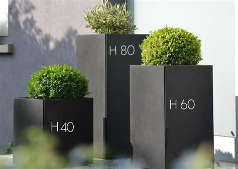 pot de fleur jardiniere design exterieur chez ksl living