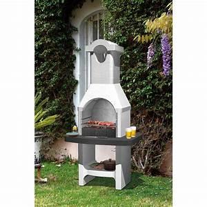 Barbecue Leroy Merlin Pierre : barbecue en b ton gris clair cr pir torquay x x cm leroy merlin ~ Accommodationitalianriviera.info Avis de Voitures