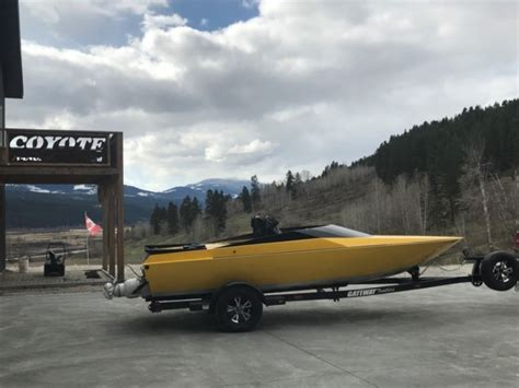 coyote manufacturing jet boat hull builder cnc machining