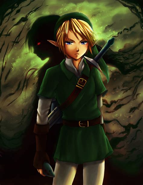 Link Shadows Of The Past By Ramy On Deviantart