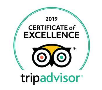 Le Casteltinet a obtenu le prix d'Excellence 2019 chez Tripadvisor et se démarque par l'offre de loisir nature à proximité immédiate, le calme, la beauté d'environnement et la qualité de l'accueil