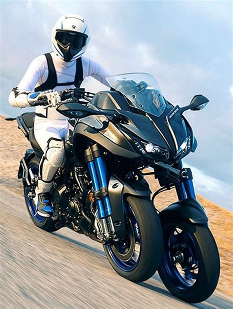 Yamaha Niken by Yamaha Niken Launched In Uk At 163 13 499 Inr 12 34 Lakh