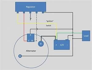 Delco Alternator Internal Wiring Diagram