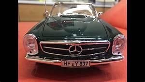 Voitures De Collections : collection de voitures miniatures au 1 18 diecast model youtube ~ Medecine-chirurgie-esthetiques.com Avis de Voitures
