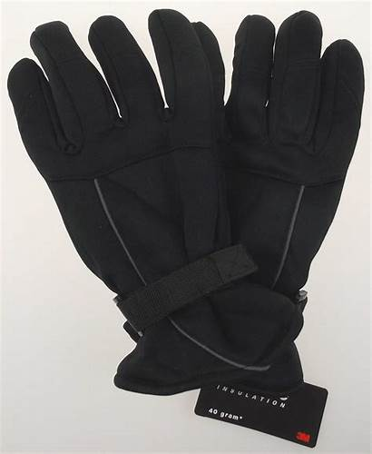 Gloves Velcro Thinsulate 3m Structure Wrist Insulation