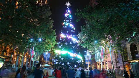 sydney s christmas lights photos newcastle herald