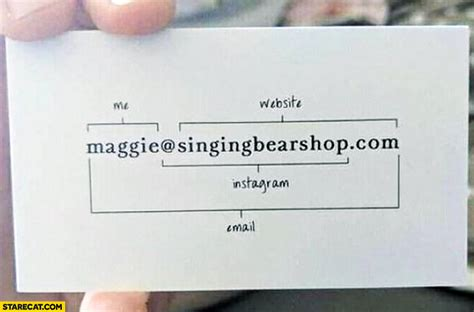 Creative Business Card Me Website Instagram Email Business Plan Sample Bakery In Philippines Attire Reference Uniqlo Explained Guidelines Proposal For Bank Loan With Sweater