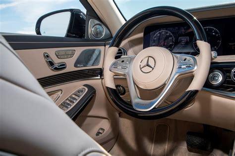 Maybach interior 2020 cars interiors 2020. 2020 Mercedes-Maybach S Interior Photos | CarBuzz