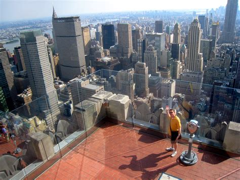Top of the Rock Observation Deck, New York City | Tourist ...