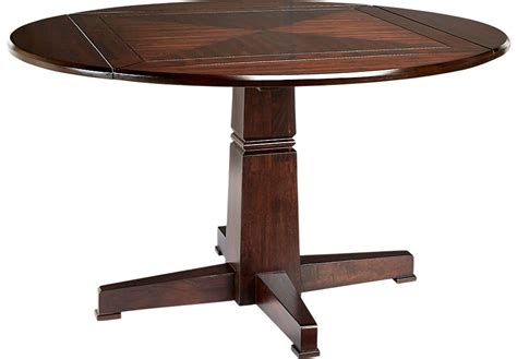 cherry dining table riverdale cherry round dining table dining tables dark wood