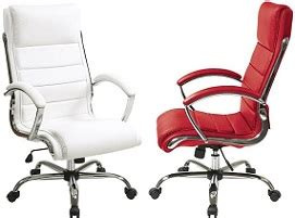 cream colored desk chair executive chairs add style and distinction to your office