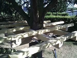 Cabane Dans Les Arbres Construction : comment fabriquer une cabane dans un sapin ~ Mglfilm.com Idées de Décoration