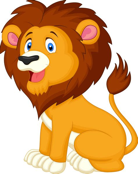lions clipart lion cub
