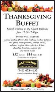thanksgiving menus visit newport