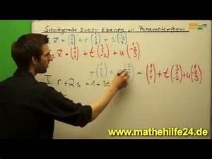 Schnittgerade Zweier Ebenen Berechnen : schnittgerade zweier ebenen in parameterform analytische geometrie abitur lernvideos youtube ~ Themetempest.com Abrechnung