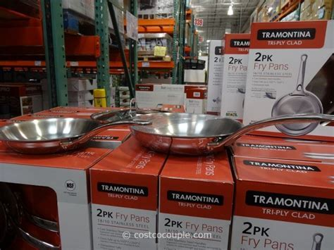 Tramontina 2 Pack Fry Pans