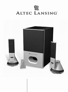 Altec Lansing Vs4221 Manual