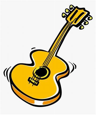 Guitar Clip Clipart Gitarre Italy Transparent Kindpng