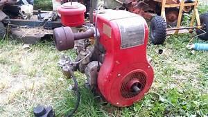Wisconsin Adh Gasoline Engine