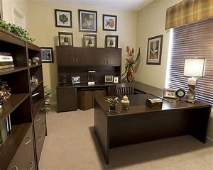 Creating your perfect home office decorating den for Decorating the office