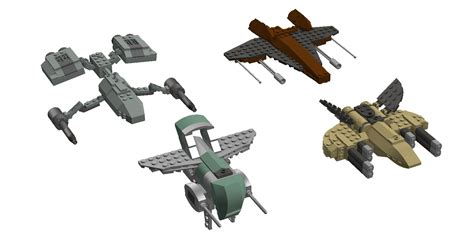 The Drones From Eve Online