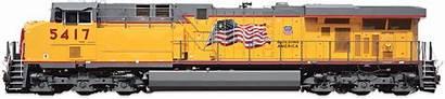 Train Side Pacific Union Promote Collaborative Caring