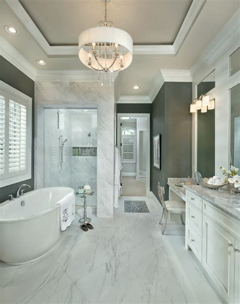 divine contemporary bathroom designs  freestanding