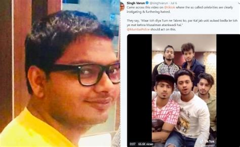 'journalist' Who Reported Tiktok Video On Jharkhand