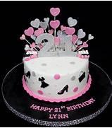 21st Birthday Cakes   ...
