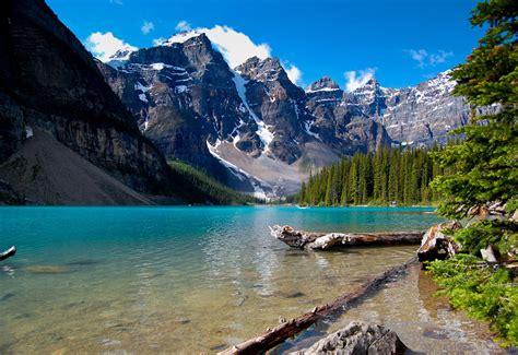 banff np montagne rocciose canadesi alberta trekking