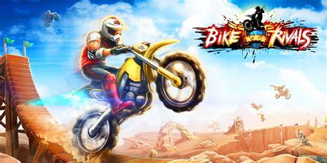 nao perca tempo  jogue agora bike rivals game de moto