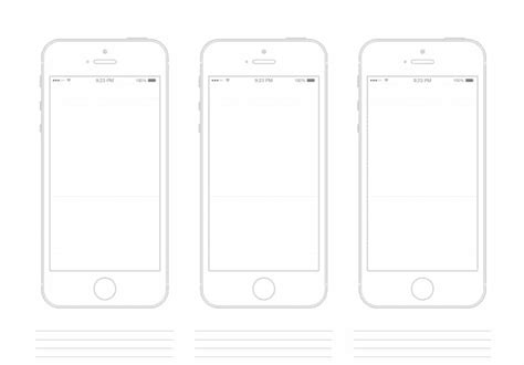 iphone template collection of iphone wireframe psds wireframes 187 css author