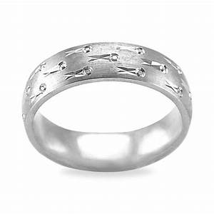 mens wedding band with a fish pattern engagement With mens fishing wedding rings