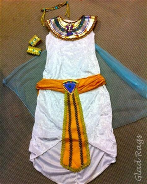 cleopatra kostüm selber machen orient 187 glad rags