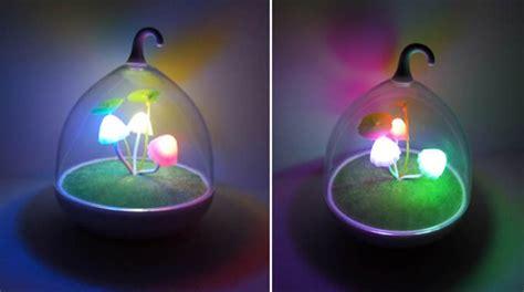 Creative Rechargeable Mushroom Led Night Light