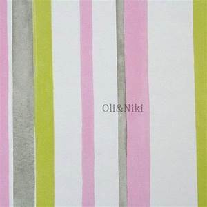 Tapete Streifen Grün : tapete streifen in rosa gr n bei oli niki kaufen ~ Sanjose-hotels-ca.com Haus und Dekorationen