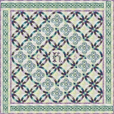 celtic wedding ring quilt pattern celtic wedding an irish quilt celtic quilt wedding ring quilt quilt festival